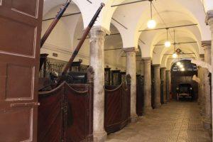 Voyage à Palerme - Ecuries du Palais Mirto