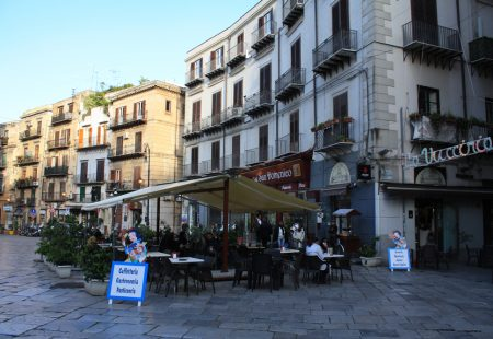 Sizilien Palermo La-Vucciria Markt