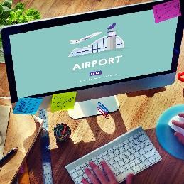 Accueil à l'Aéroport
