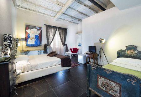 Voyage à Palerme - Boutique Hotel - Chambre triple