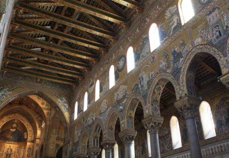 Palerme - Itinéraire Arabo-normand patrimoine de l'Unesco - Duomo di Monreale