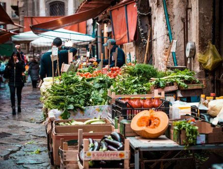 Séjour Oenogastronomique en Sicile - Ancien marché du Capo