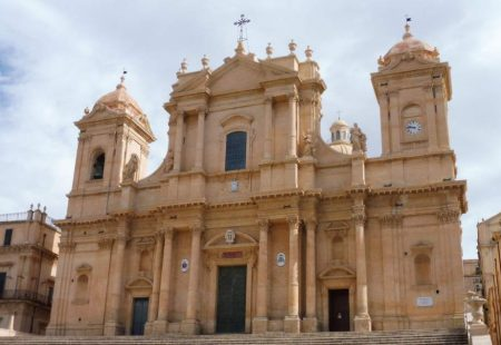 La Sicile Baroque - Cathedrale de Noto