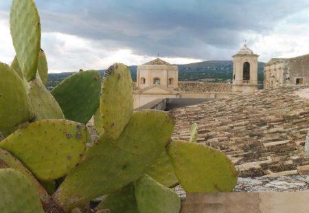 La Sicile Baroque - Toits de noto